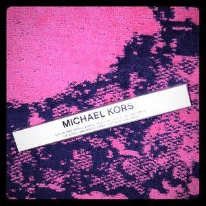 Michael Kors eau de parfum rollerball!  New!